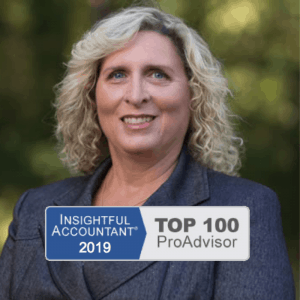 Monique Swansen Top 100 ProAdvisor