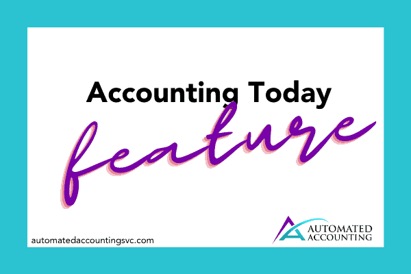 Accounting Today Feature