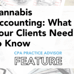 Cannabis Accounting: What Your Clients Need to Know
