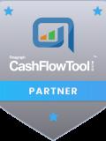 CashFlow Tool Partner Badge